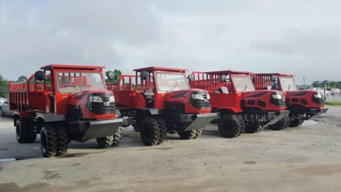 瓦力 WY-5000A 熱帶雨林棕櫚園四驅轉運車27675502