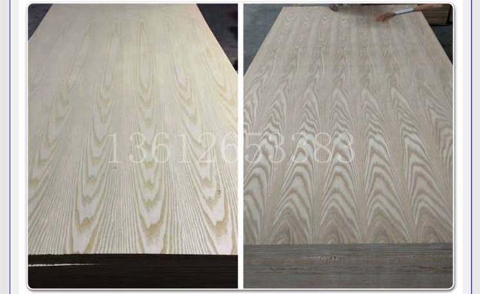 免漆天然水曲柳实木饰面板材,家具板,多层胶合板62316595