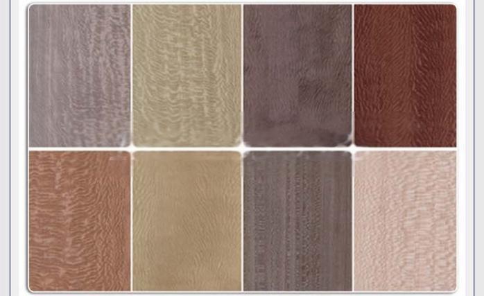 染色老虎木饰面板,免漆板,护墙板,多层胶合板62389545