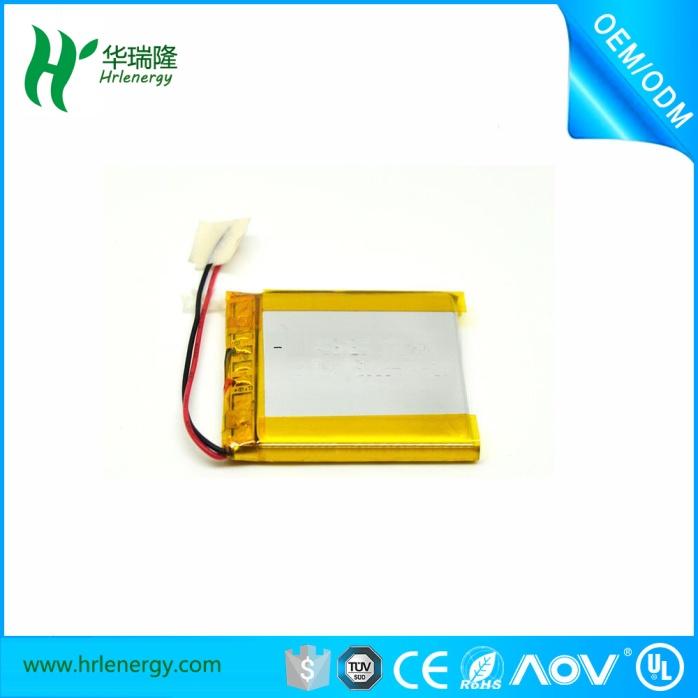 403040-300mah聚合物电池767330902