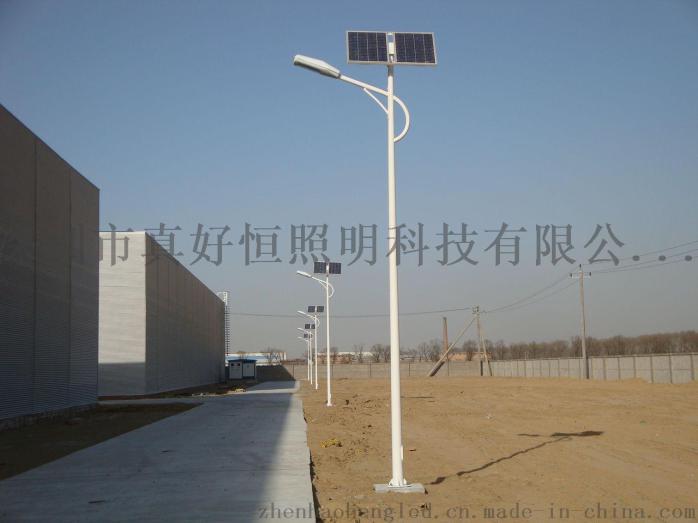好恆照明專業生產6米30WLED太陽能路燈 太陽能投光燈鄉村道路工程773997695
