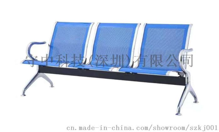 深圳三人座排椅*3人候诊椅*三连坐不锈钢等候椅774036155