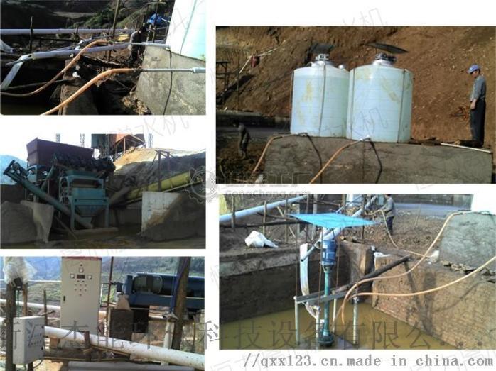 全自动废弃打桩泥浆分离机61813952