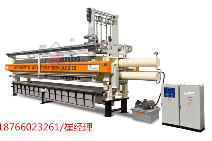 景津自動壓濾機2000型64560552