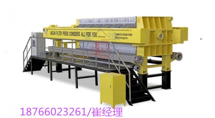 景津自動壓濾機2000型64560542
