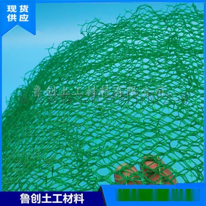 植草護坡三維植被網 護坡三維土工網墊 綠化三維網770905392