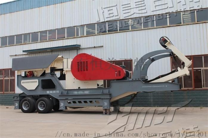 北京破碎机设备电话 移动建筑垃圾破碎机产量67992092