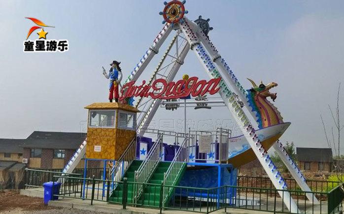 儿童新型游乐设备海盗船厂家排行 童星海盗船厂家67050392