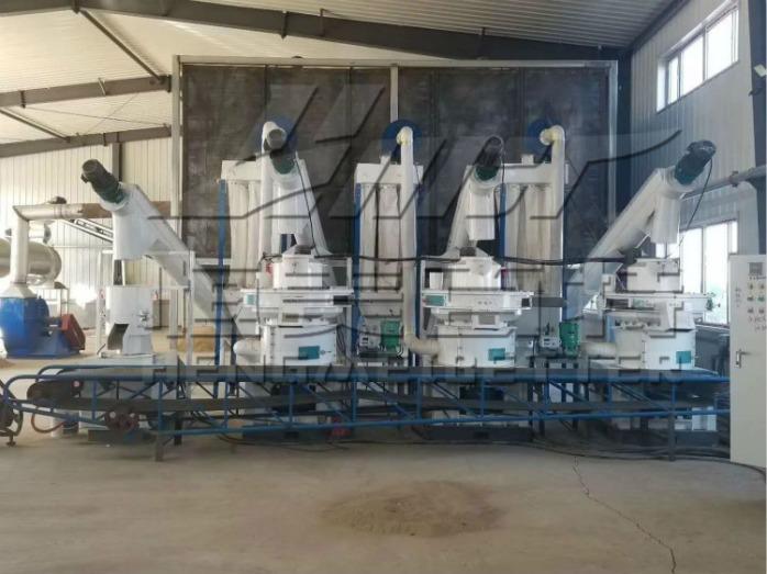 新型顆粒機-木屑顆粒機廠家-恆美百特現貨供應776237052