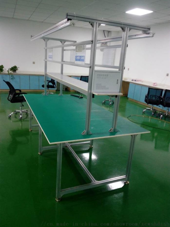 包裝工作臺 木板拉生產線 電子廠插件線778499802
