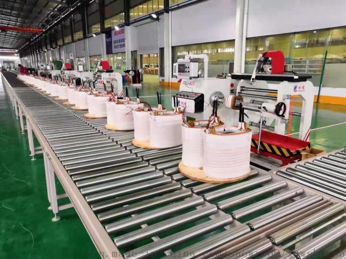 無動力滾筒線 電子電器生產線 變頻器生產輸送滾筒線778465462
