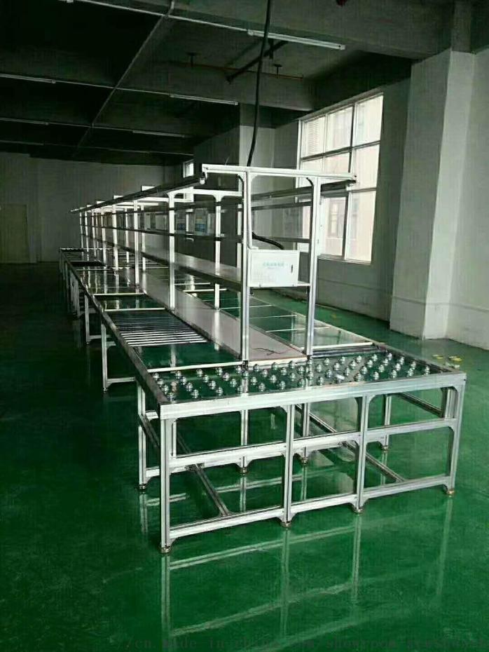 無動力滾筒線 電子電器生產線 變頻器生產輸送滾筒線70517632