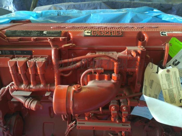 康明斯QSG12|国三发动机|徐工470挖掘机57506852