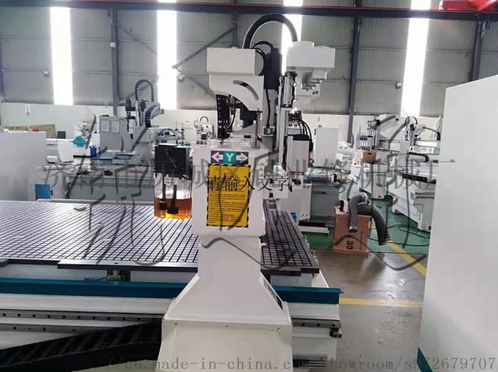 1325四工序数控自动雕刻机开料机 定制家具生产线780051382
