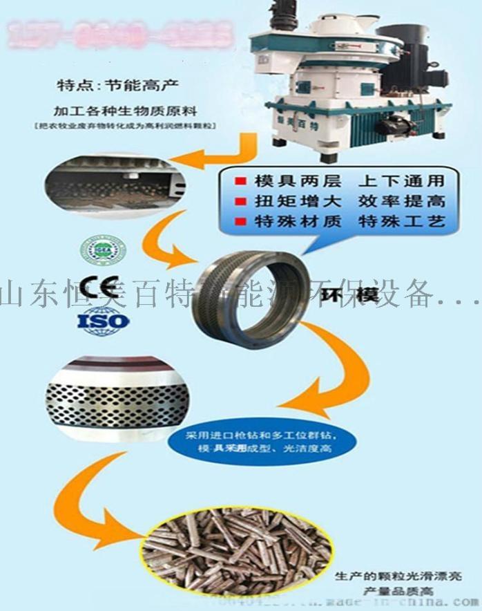 生物質顆粒機可再生的能源設備平模製粒機設備廠家71809322