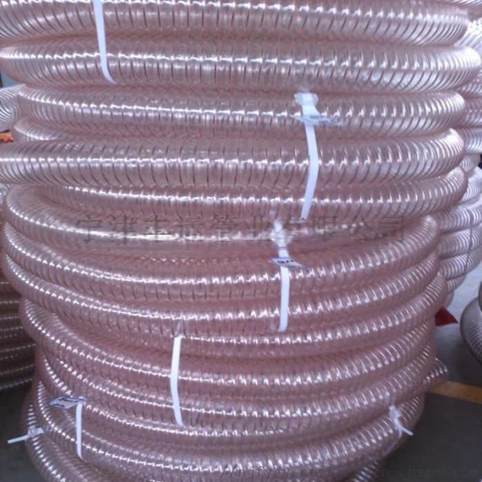 吸排风管 PU通风管 路面抛丸机软管72546902