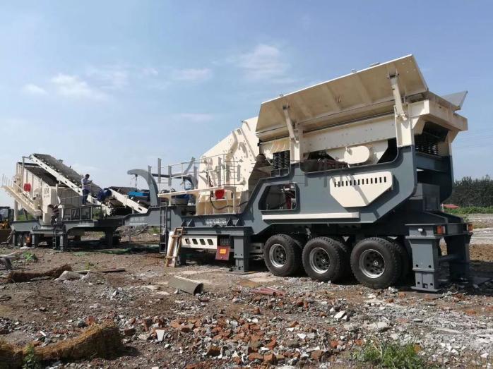 北京破碎機設備電話 移動建築垃圾破碎機產量67992112