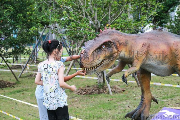 山东商业仿真恐龙道具租售 机械恐龙厂家96324405