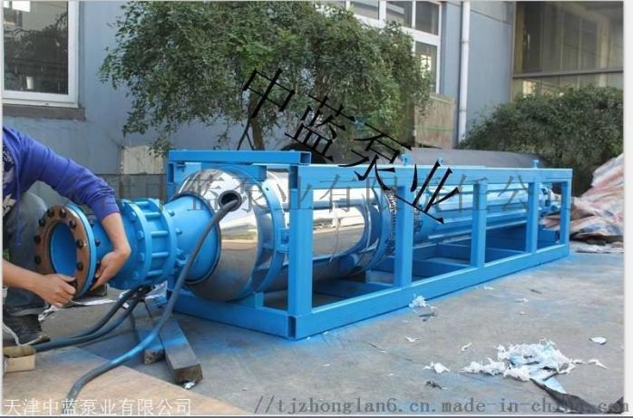 多级环保QK卧式深井矿用潜水泵推荐现货785532672