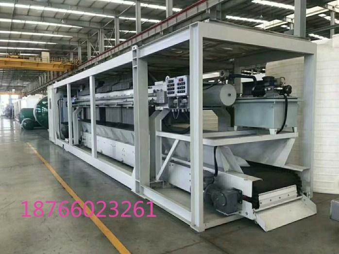 景津液压式自动板框压滤机66503772