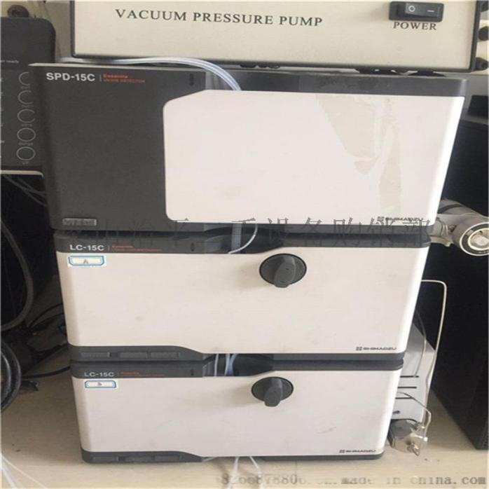 高價回收二手實驗儀器 二手安捷倫液相色譜儀75741112