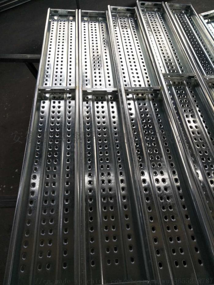 安徽敬飞电厂用2米脚踏板/新型钢跳板制造厂家786324412