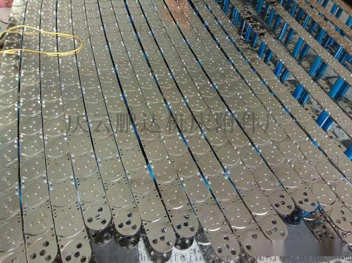 机械  机床拖链金属拖链钢制拖链 钢铝拖链788107722