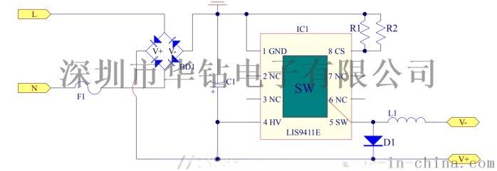 28W 球泡燈 面板燈方案 LIS9413E789919062