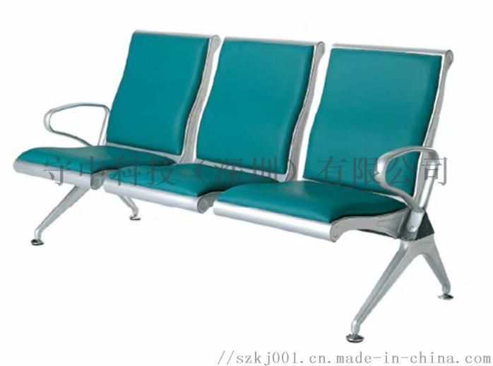 304三人位全不锈钢排椅图片75753095