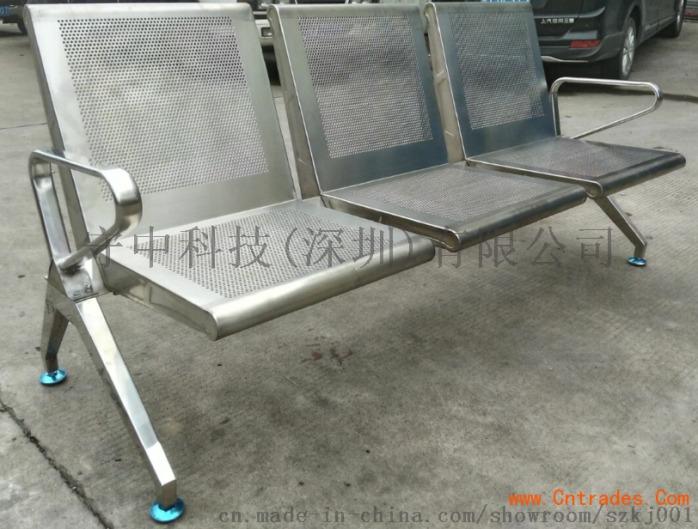 广东品牌【三角横梁不锈钢】候车椅*候诊椅*连排椅63558785