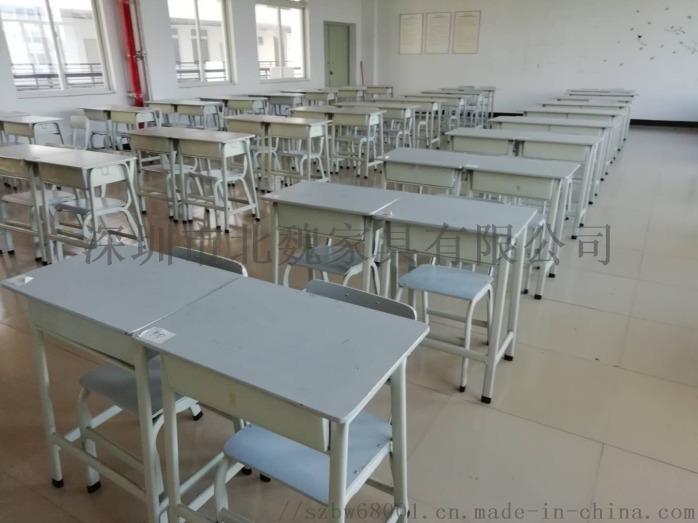 深圳KZY001校用课桌椅课桌椅*钢木结构课桌椅73113045