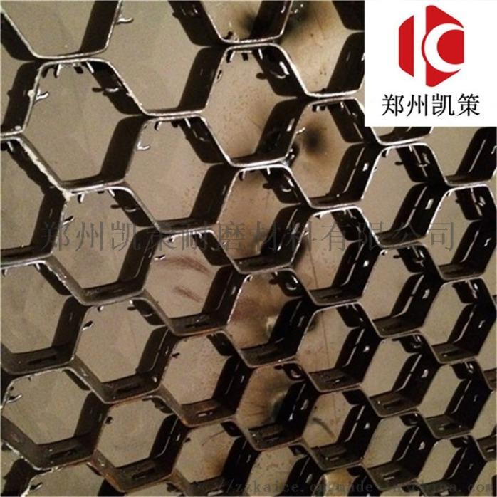 销售陶瓷耐磨料 龟甲网防磨料 耐磨胶泥789764025