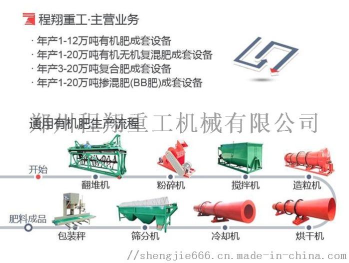 养猪场处理猪粪环保方案:利用有机肥生产设备加工有机肥78291052