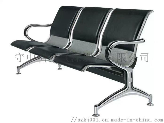 304三人位全不锈钢排椅图片75753435