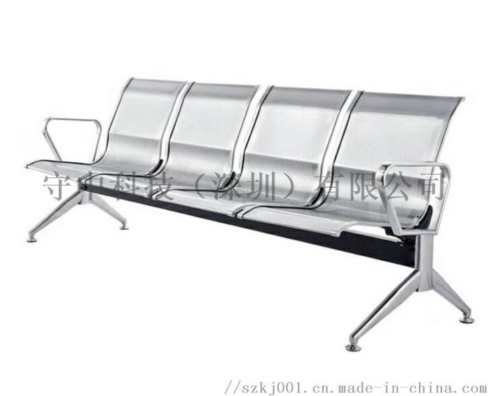 304三人位全不锈钢排椅图片75753175