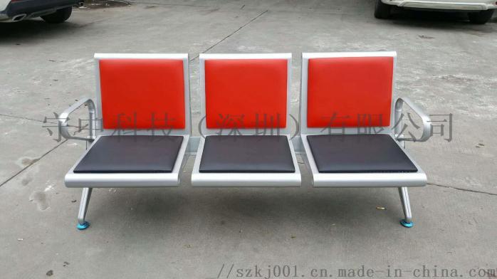 304三人位全不锈钢排椅图片75753455