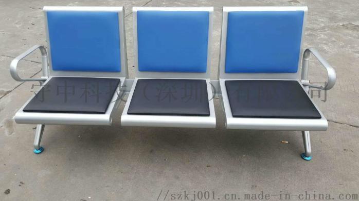 304三人位全不锈钢排椅图片75753465