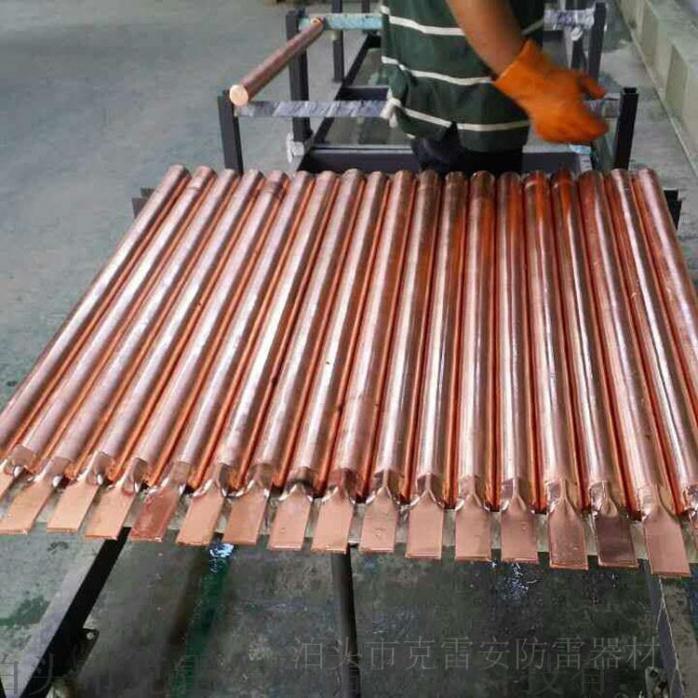 直供库尔勒铜包钢接地棒免费送检测报告铜包钢接地极符合标准79257732