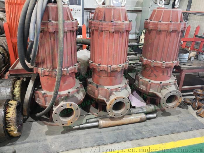 沃泉大功率电动矿砂泵 大排量潜水尾砂泵78400522