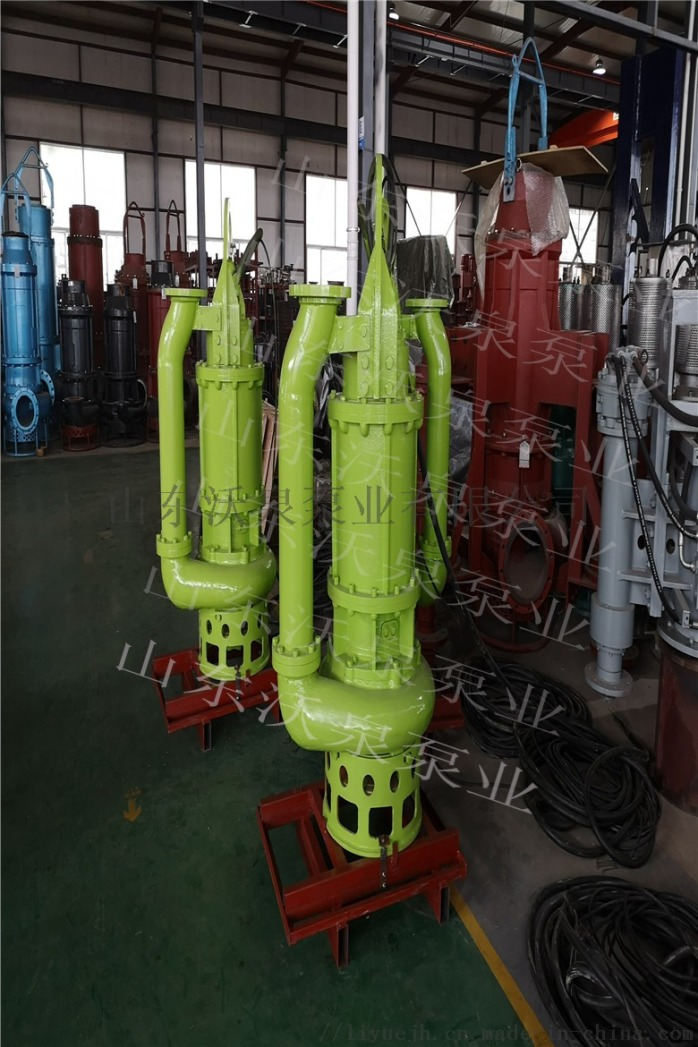 WJQ-220系列立式泥浆泵 水利工程抽泥泵788086412