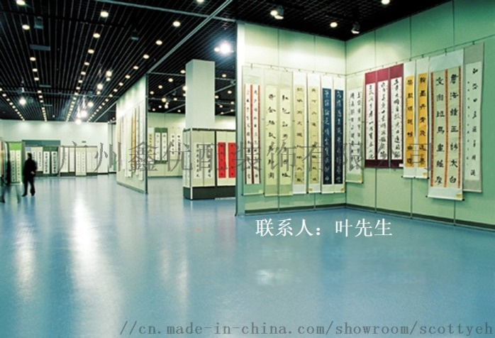 天津博物馆 高度5米 **装饰物可以直接固定在内部的龙骨上.jpg
