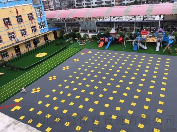 兴仁悬浮地板拼装地板多功能球场地板73243915