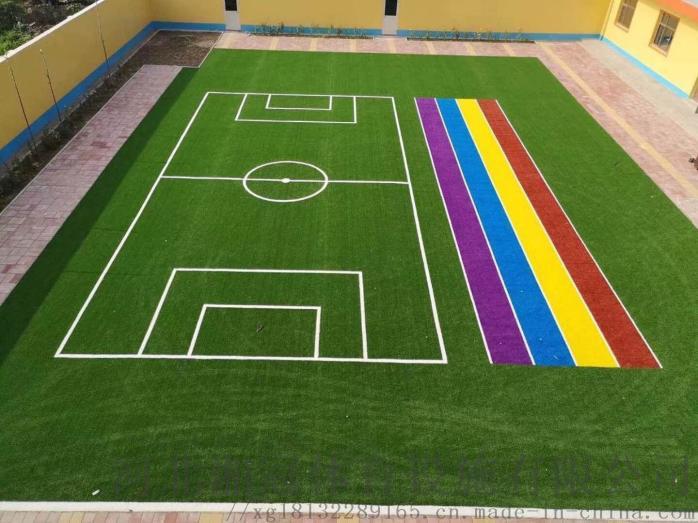 贵州五人制足球场人造草坪厂家791599685
