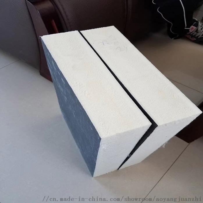 外墙保温聚氨酯复合板 砂浆纸复合B1级聚氨酯板794298792