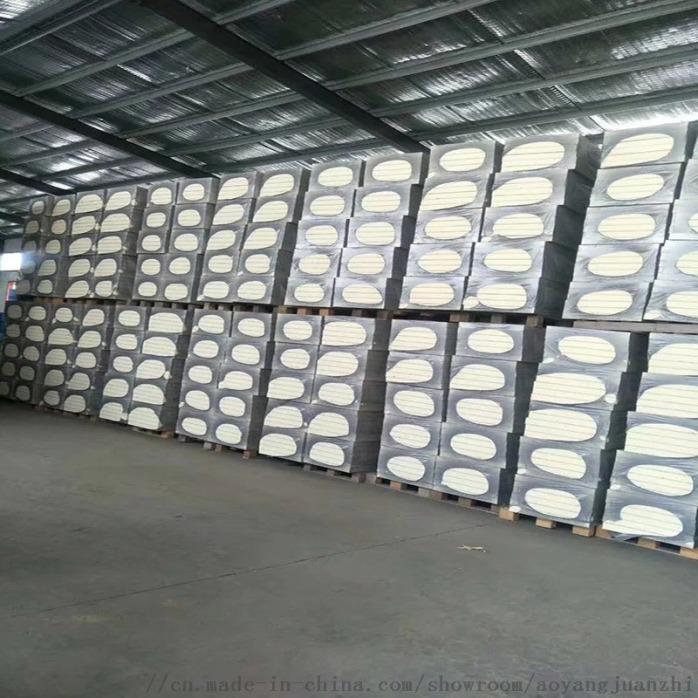 外墙保温聚氨酯复合板 砂浆纸复合B1级聚氨酯板794298762