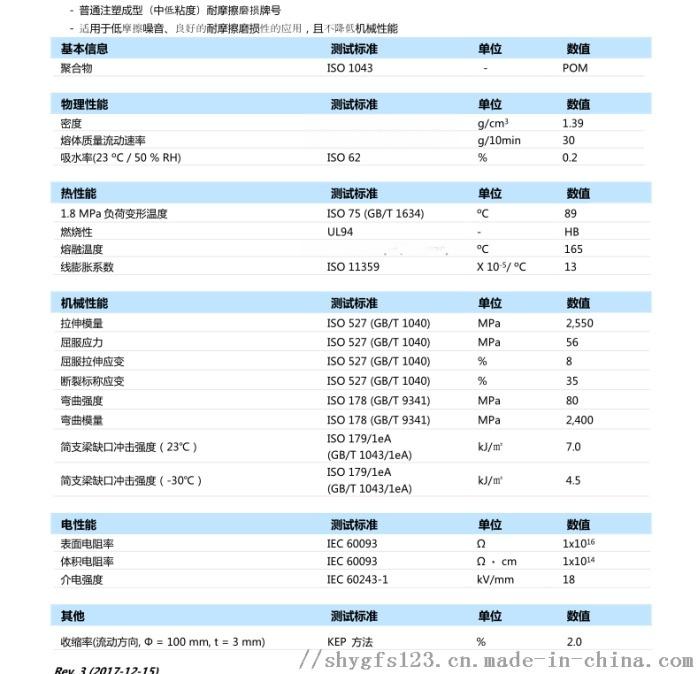 POM韩国工程塑料TX-31物性7.png