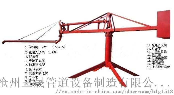 布料机厂家生产打灰圆柱布料机 框架布料机78789762