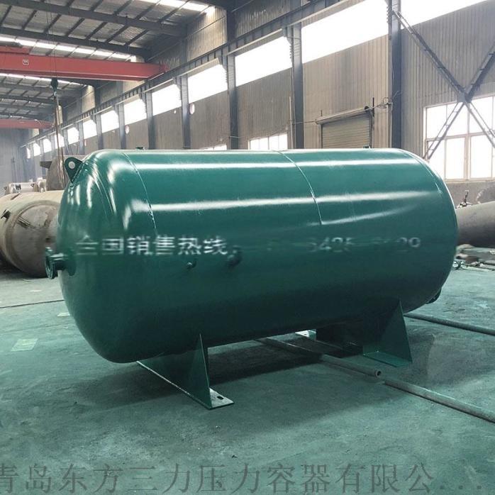 青岛卧式储气罐厂家
