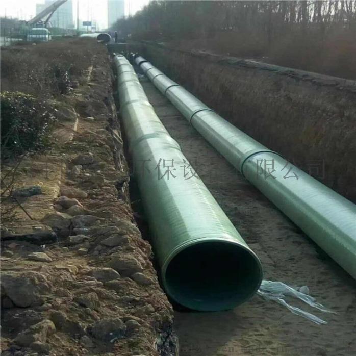 玻璃钢管道1新型玻璃钢保护管1玻璃钢保温管直销81781222