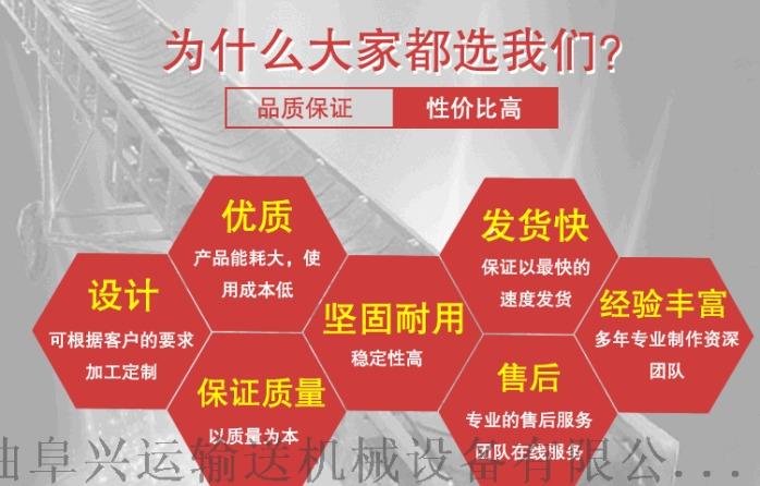 自动装卸皮带输送机 沙料槽型输送机价格y683968385